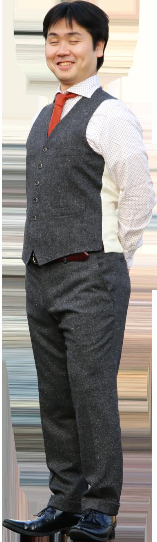 Photographie du président Ishiura